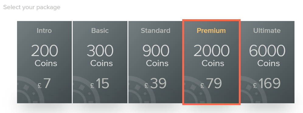 There are different ways to earn free coins on iflirts.chat.